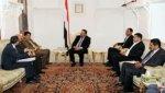 لبوزة يلتقي وزير الصحة العامة والسكان
