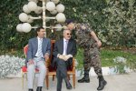 عضو اللجنة العامة يحيى صالح يهنأ الزعيم بعيد ميلاده