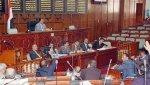 النواب ينسحبون من قاعة الجلسات احتجاجاً على عدم صرف الحكومة للمرتبات
