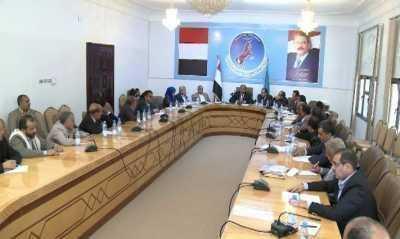 الأمين العام يرأس اجتماعا لقيادة دائرة التوجيه والإرشاد ولجنة التنسيق بالمؤتمر