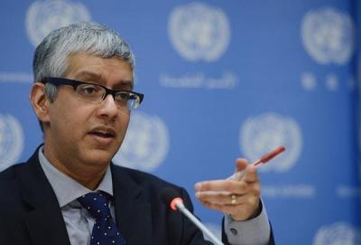 الأمم المتحدة تجري اتصالات مع واشنطن ولندن لرفع الحصار على اليمن