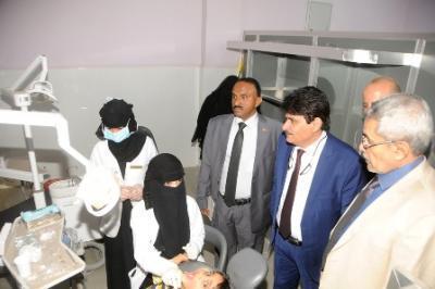 وزير الصحة يرأس إجتماعا لمواجهة وباء الدفتيريا