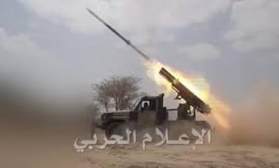 قصف مدفعي يستهدف الجيش السعودي ومرتزقته بنجزان