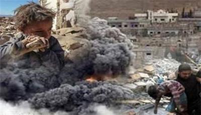العدوان السعودي ومرتزقته يواصلون جرائمهم بحق المدنيين
