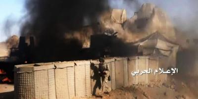 هجومان على المرتزقة في جبهة ما وراء الحدود