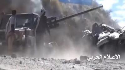 قصف تجمعات للمرتزقة في حجة ولحج