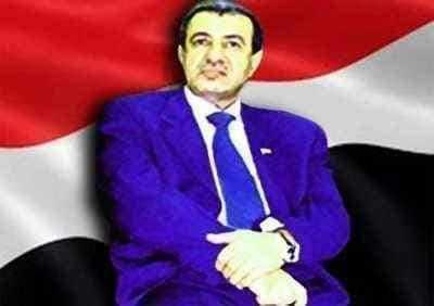 رئيس المؤتمر يعزي القيادي حسن محمد