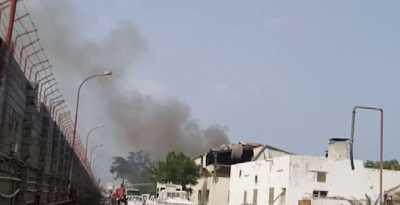 تدمير منازل وإصابة مواطنين بنيران مدفعية وصواريخ العدوان