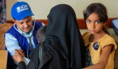 منظمة دولية تقدم خدماتها لأكثر من مليون يمني