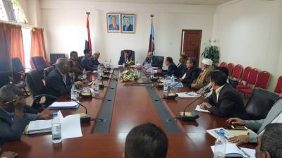 الامانة العامة للمؤتمر تعقد اجتماعا لها برئاسة الاستاذ غازي أحمد علي