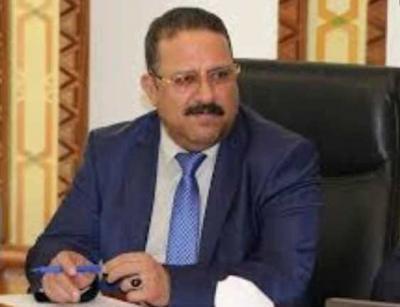 نائب رئيس المؤتمر يعزي سالم العولقي بوفاة شقيقه
