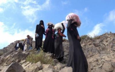الأمم المتحدة: نزوح 393 ألف يمني منذ بداية 2019