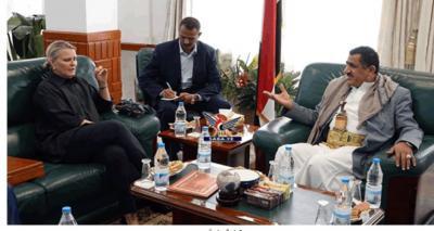 وزير النفط : عدم صيانة خزان صافر يهدد بكارثة بيئية