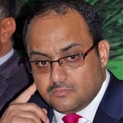 العواضي يعزي بوفاة القيادي المؤتمري صالح الحداد