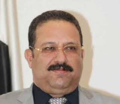 لبوزه يعزي بوفاة القيادي المؤتمري عبدالواحد عبده