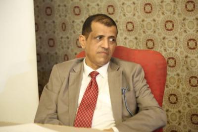الامين العام يعزي بوفاة عضو الشورى عبدالقادر الجنيدي