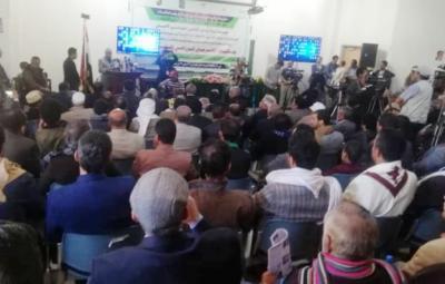 تكريم أبو راس وغازي في مفتتح المهرجان الزراعي بصنعاء