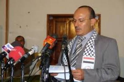 قيادي مؤتمري يشارك في الحملة الدولية للمطالبة بوقف العدوان على اليمن