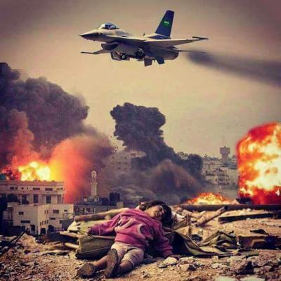 طيران العدوان يشن 9 غارات على البيضاء وصعدة