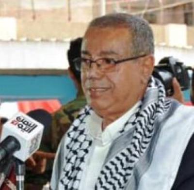 أبو راس يتلقى برقية تهنئة برمضان من عبدالسلام زابية