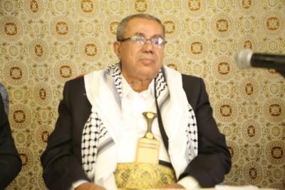 رئيس المؤتمر يعزي هشام شرف بوفاة خاله