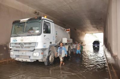تحذيرات للمواطنين في مناطق هطول الأمطار