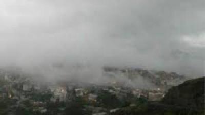 فلكي: استمرار هطول أمطار على مرتفعات وسهول يمنية